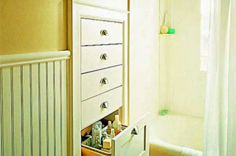 Rustic ideas pinterest bathroom drawers home improvements and