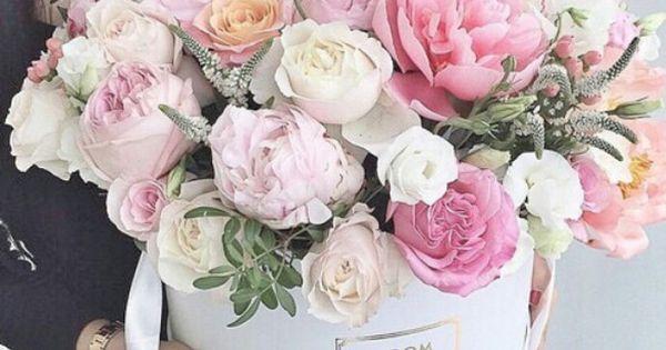 Поздравления с днем рождения красивые букеты в картинках