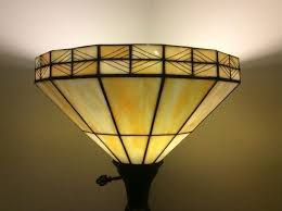 Image Result For Mission Style Torchiere Floor Lamp Shades Antique Lamp Shades Small Lamp Shades Wall Lamp Shades