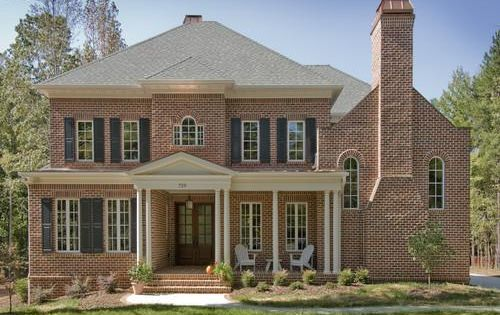Kolby Construction Charlotte: Red Brick House Trim Color Ideas Part 4
