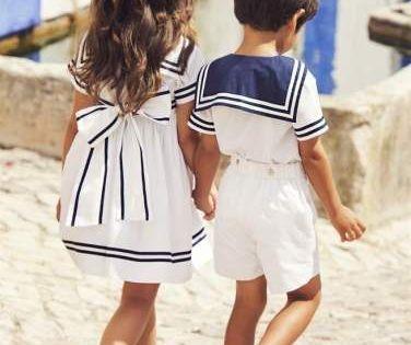 صور ملابس اطفال موديلات حديثة ملابس اطفال بنات و ملابس اطفال اولاد موقع مصري Kids Outfits Sailor Outfits Childrens Clothes