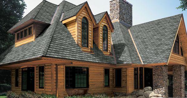 Bristol Gray Gaf Designer Roof Shingles Home
