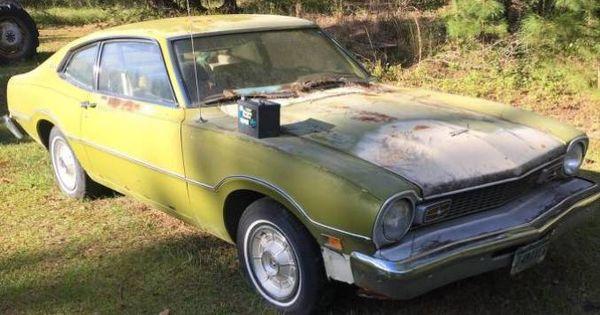 1974 2 Door Auto In Walterboro Sc Ford Maverick Walterboro Ford