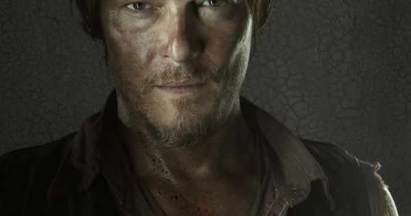 Daryl dixon walking dead and walking on pinterest