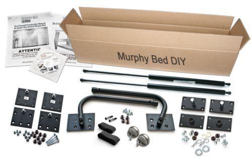 Diy Murphy Bed Queen