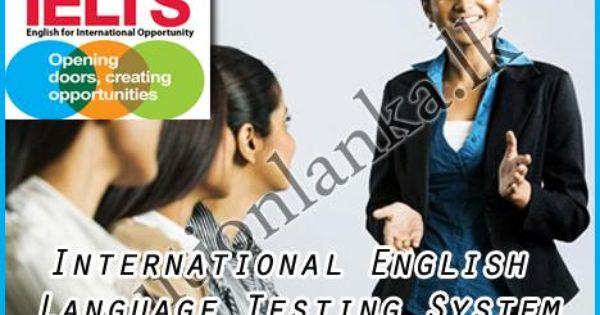 English Language Ielts Academic General Gampaha Tuitionlanka Lk Tuition Classes English Language Ielts