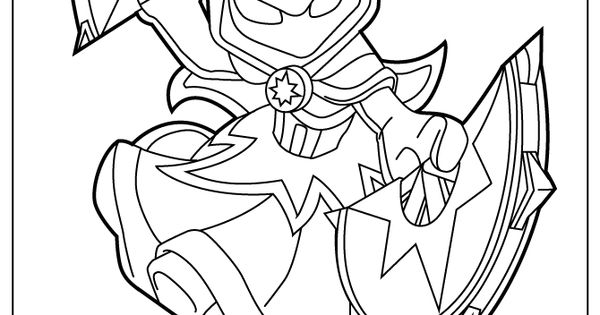 flameslinger coloring pages - photo#25