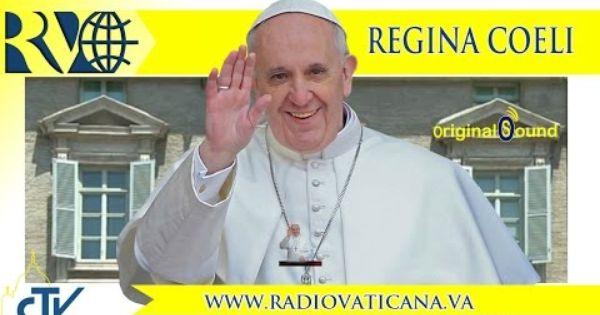 pentecost 2014 pope francis