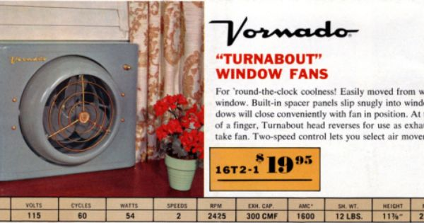 Vintage Window Fan Bing Images Window Fans Vintage Windows Vintage Ads