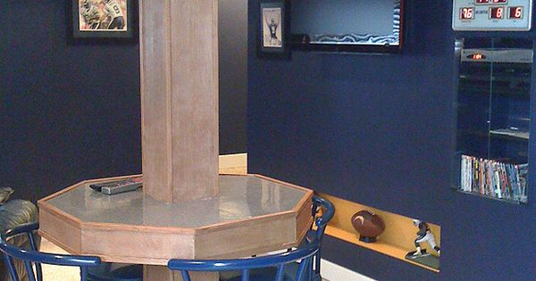 pesky posts bar pinterest san diego basement ideas and caves