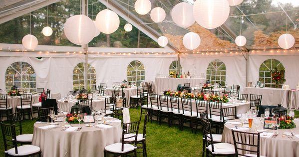Backyard Wedding From Shane Godfrey Photography Tent