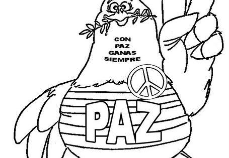 Os Presento Unas Fichas Donde Encontramos Personajes Que Han Luchado Y Trabajado Por La Paz A Partir De Aqui Paloma De La Paz Dia De La Paz Dibujos De La Paz