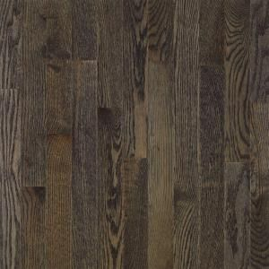 Bruce American Originals Coastal Gray Oak 3 8 In T X 3 In W X Varying L Click Lock Engineered Hardwood Flooring 22 Sq Ft Ehd3623l The Home Depot Grey Hardwood Floors Solid