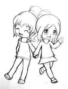 Best Friend Drawings That Are Easy To Draw Yahoo Image Search Results Niedliche Zeichnungen Zeichnungen Kawaii