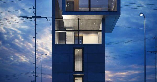 4x4 house by tadao ando architecture pinterest - Maison ribatejo y atelier nuno lacerda lopes ...