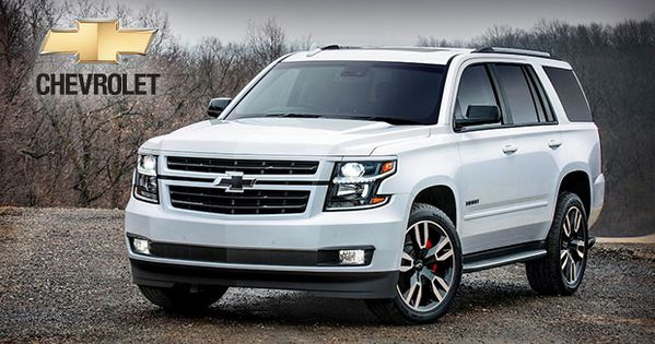2019 Chevrolet Tahoe Full Size Family Suv With V8 Engine