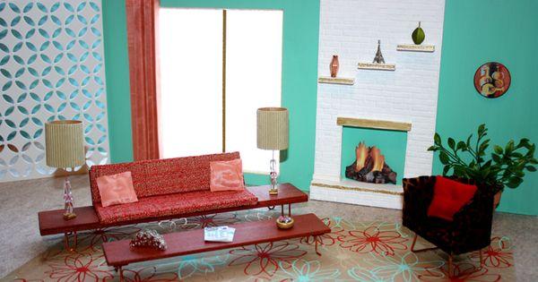 Welcome Home Neo Retro Decor Furnishings And Set Design