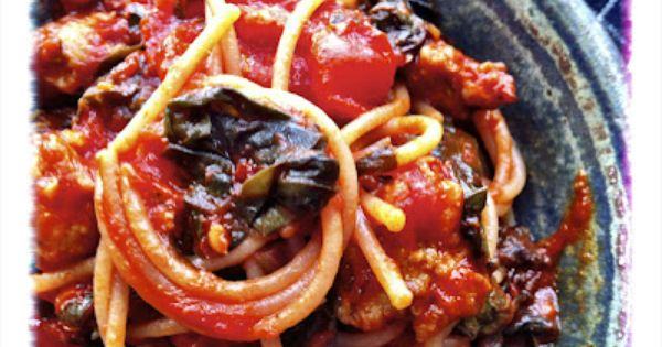 Fennel sausage, Spaghetti and Fennel on Pinterest