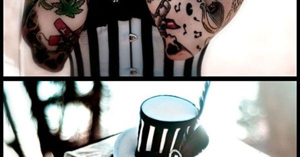 Beautiful Steampunk makeup