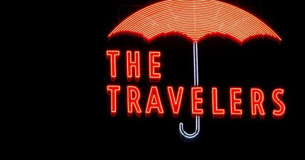 Travelers Sign Des Moines Ia Des Moines Des Moines Iowa Iowa