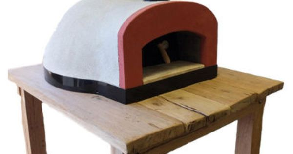 The Fornino 60 Cupola, a small size (60cm inner diameter) Original Italian wood fired ...