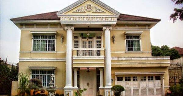 Desain Rumah Mewah Eropa 1 Lantai  gambar desain rumah mewah eropa 2 lantai desain rumah