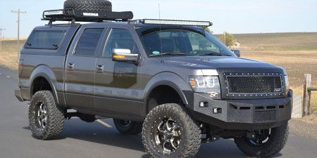 A.R.E. overland cool f-150 | F150 | Pinterest | 4x4, Ford ...