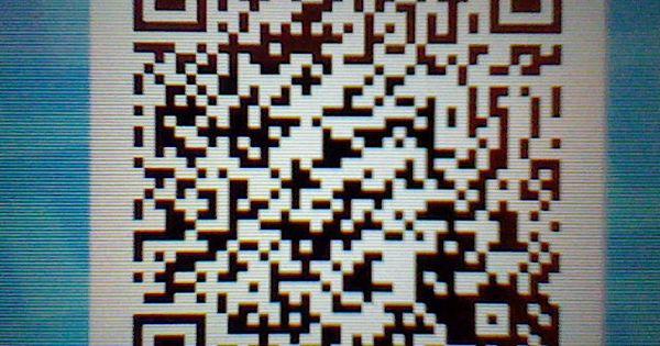 Close Up Of My Shiny Lucario S Pokemon Sun Moon Qr Code Pok 233 Mon Scan Qr Pinterest Qr