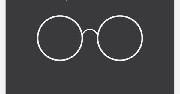Harry Potter Minimalist Posters design