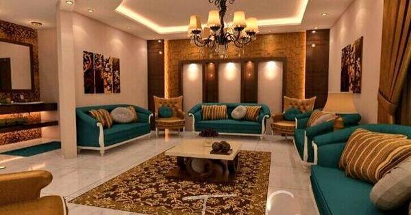 نتيجة بحث الصور عن تصميم مجالس Luxury Furniture Decor House Styles