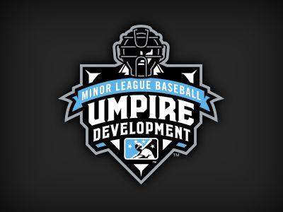 Umpire Development Team Logo Design Sports Logo Design Sports Team Logos