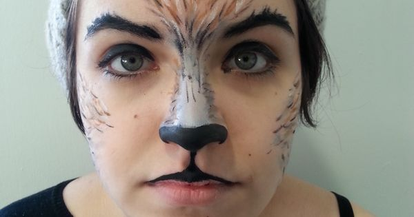big bad wolf makeup - photo #34
