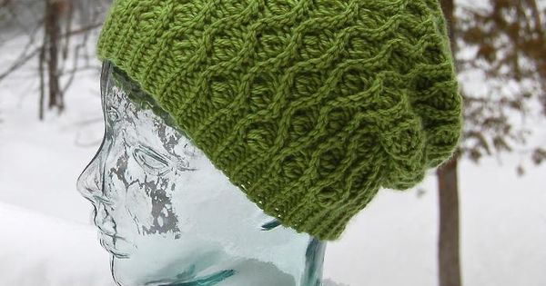 """""""Winter Waves"""" REVERSIBLE Beanie/Slouch 