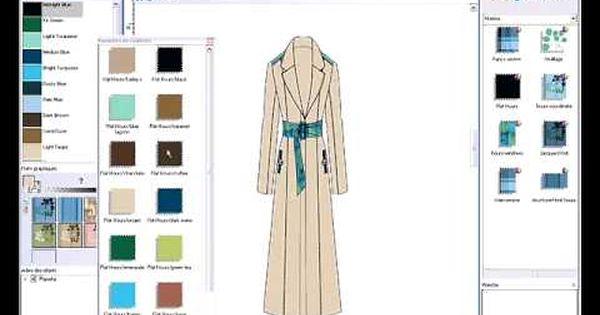 1 Kaledo By Lectra Clothing Design Software Fashion Design Software Clothes Design
