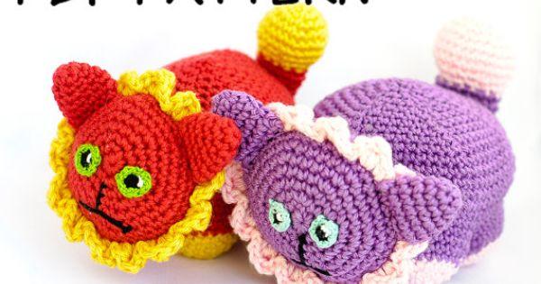 Amigurumi Star Wars Gratuit : Amigurumi Crochet Pattern , Quick Easy Toy Lion ...