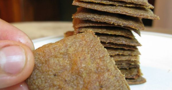 Plantain crackers - Paleo, grain free, nut free, kid friendly. Paleo Mom.