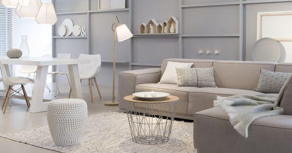 Bright white stijl studio seizoen 3 eijerkamp inspiratie interieur zitkamer pinterest - Studio stijl glazen partitie ...