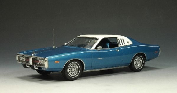 Time Machine Resin Chrysler Cars Classic Cars Muscle Dodge Muscle Cars