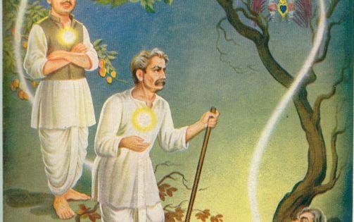 Vooral in de oosterse culturen is re ncarnatie een essentieel onderdeel van de levensvisie - Oostelijke mozaiek ...