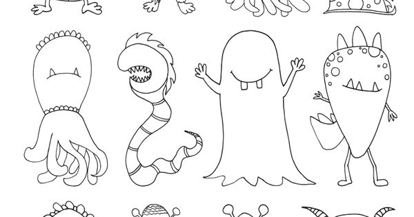 halloween food coloring pages free - photo#17