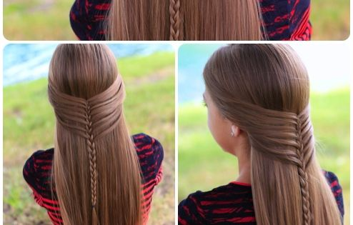 cute girls hairstyles braids | ... to tag your own photos of