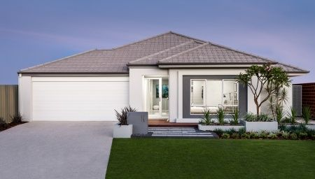Display Homes Perth Browse New Display Homes Designs Contemporary House Exterior Facade House Front Courtyard
