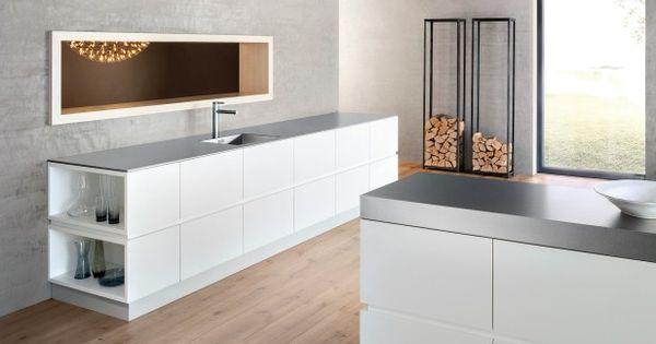Edelstahl küchenarbeitsplatte  SteelArt-Arbeitsplatte BLANCO DURINOX, Edelstahl ...