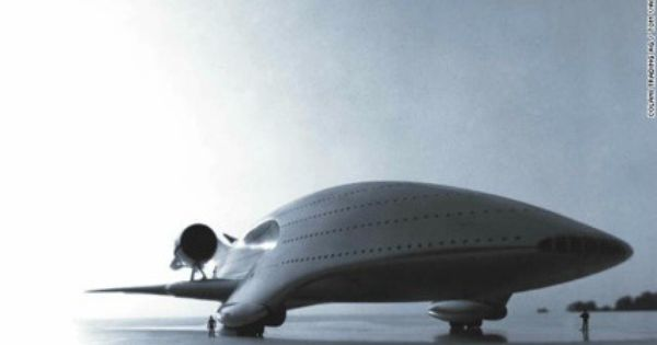 Luigi Colani S Aircraft From 1977 Is Based On The Shape Of The Megalodon Futuristic Cars Luigi Aircraft Design