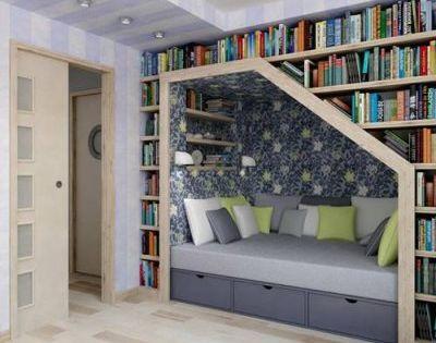 DIY Reading Nook – Inspired Design Idea | Modern Interiors | See