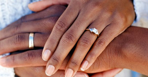 How To Wear A Wedding Ring Wedding Ring Bands Wedding Rings Marriage Ring