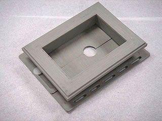 Vinyl Siding J Block For An Outdoor Outlet Box Vinyl Siding Vinyl Exterior Siding Outdoor Outlet