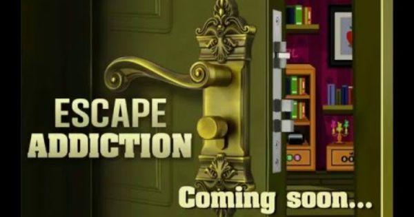 Escape Addiction Trailer Mirchi Games Escape Game Escape Trailer