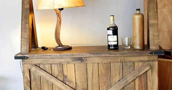 Do It Yourself Home Design: Awesome Pallet Ideas You Can Do IT Yourself At Home