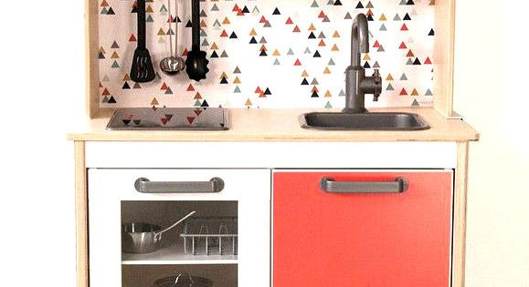 Cocinita de juguete de ikea juguetes cocinitas juegos - Ikea cocina infantil ...